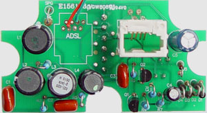 Inside ADSL Nation XTE-2005 Filter