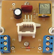 Inside Solwise Filtered Socket