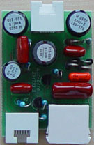 Inside ADSL Nation XF-1e Filter